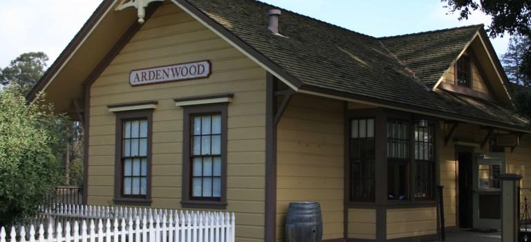 Entrance to Ardenwood Historic Farm, Fremont