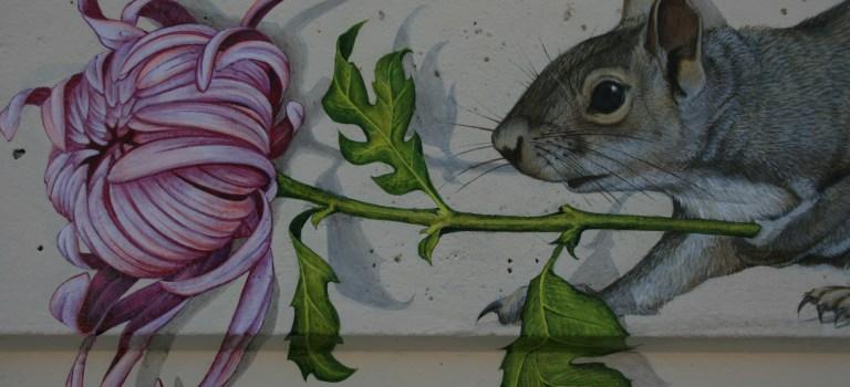 Mural by Jane Kim