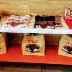 It's it ice cream merchandise at the factory store in Burlingame