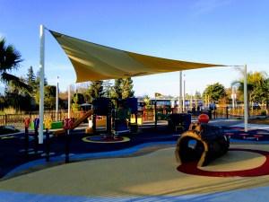 Seven Sea's Park in Sunnyvale