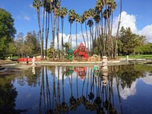 Las Palmas Park in Sunnyvale