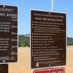 Rules for model airplanes at Rancho San Antonio in Cupertino