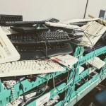 Keyboards at Weird Stuff