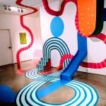 Installation at the Palo Alto Art Center