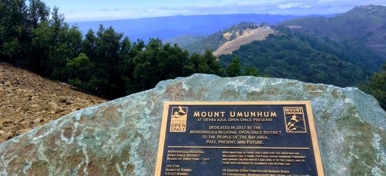 Climb Mount Umunhum