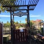 Emma's kitchen garden at Emma Prusch Farm, San Jose