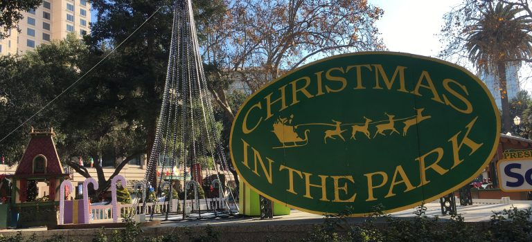 Celebrate Christmas in the Park