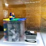 The first Google storage server, Stanford