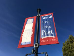 Stroll into the past, Santa Clara