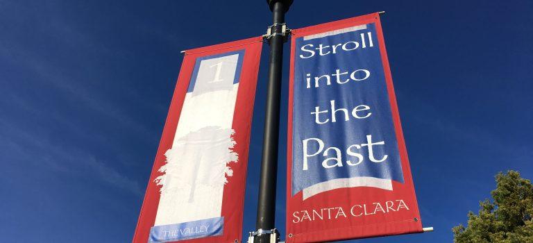 Stroll into the past, Santa Clara