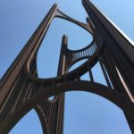 Wind Harp, South San Francisco