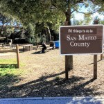 50 things to do in San Mateo County sign