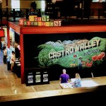 Castro Valley mural inside of the Castro Valley Marketplace.