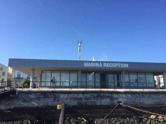 Marina office