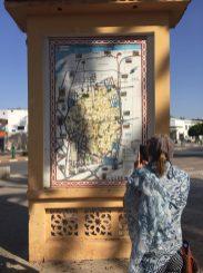 Tourist map