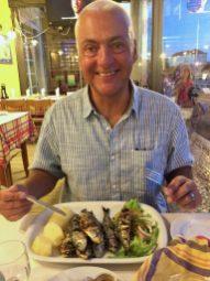 My personal sardine festival