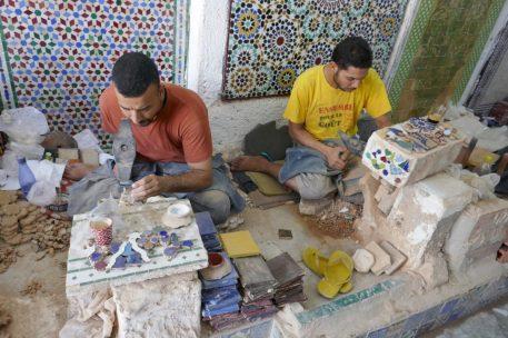 Mosaic makers