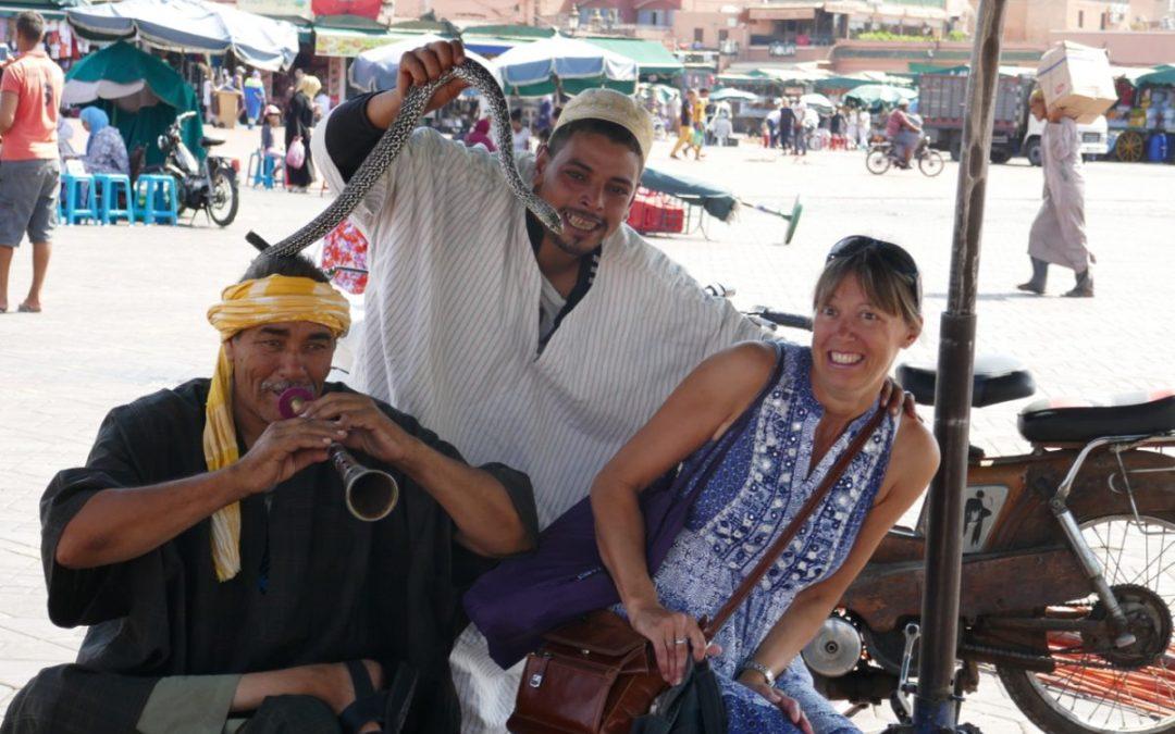 Marrakesh Madness