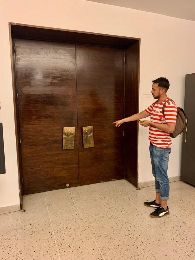 Power to the people door handles