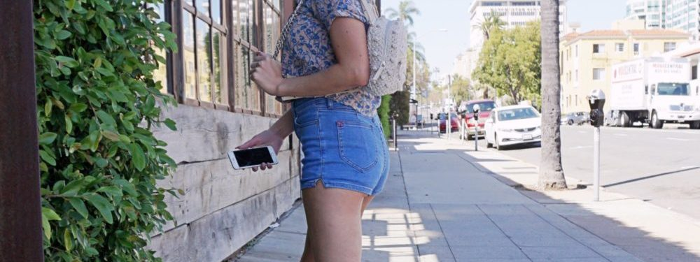How To Style High Waisted Shorts | Until The Very Trend