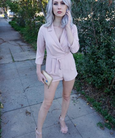 New Years Outfit Inspiration: Pink & Fluffy