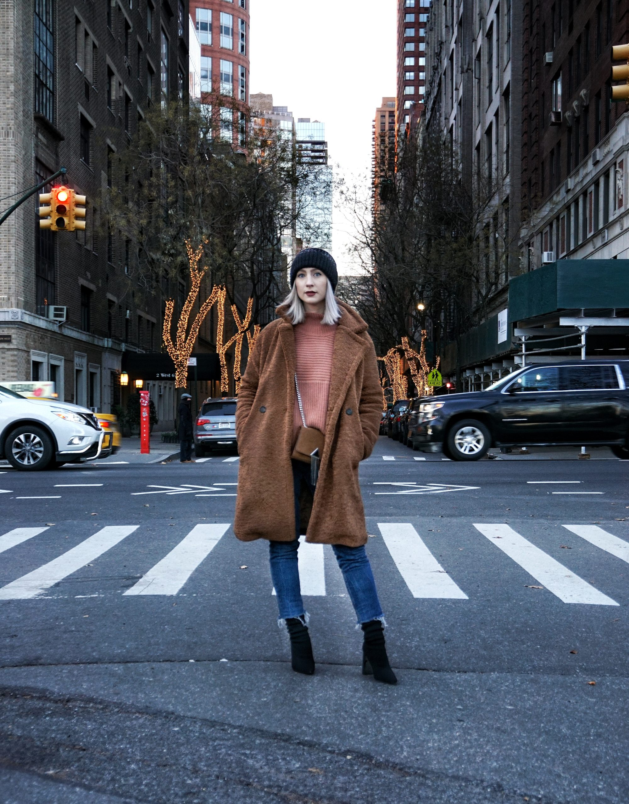 A Day In New York City: Holiday Edition | Until The Very Trend