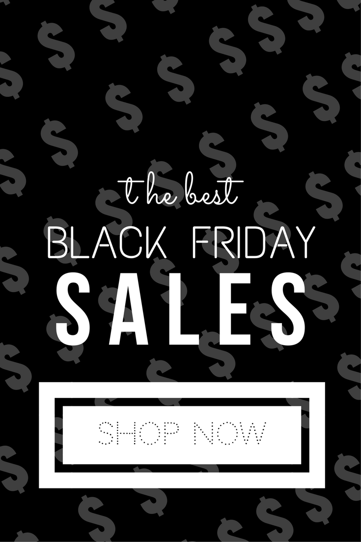 Black Friday Sales | Thanksgiving Day Deals | Until The Very Trend
