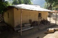 Hatibandha Village Mud Hut