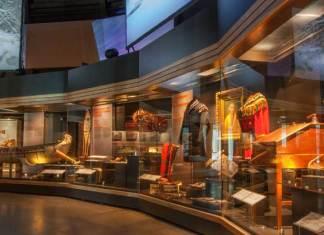 musée huron