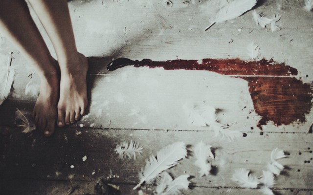 blood laura makabresku