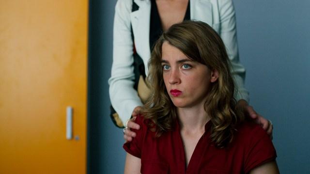 Adèle Haenel est Renée, l'héroïne à 27 ans.