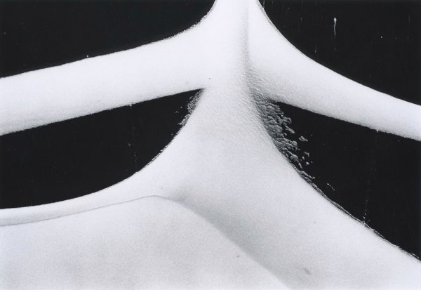 Ray K. Metzler, Philadelphia, 1964 Tirage gélatino-argentique d'époque, réalisé par l'artiste
