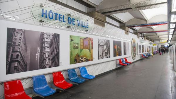 Crédit photo : Jean-François Mauboussin / Photothèque RATP