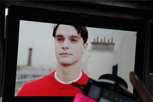 """Cyril Crampon, acteur dans """"LA Bombe"""" est aussi mannequin."""