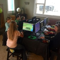 A Virtual Birthday/LAN Party