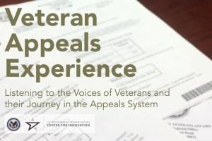 Veteran Appeals Experience