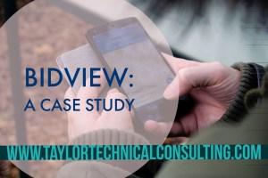 BidView Case Study