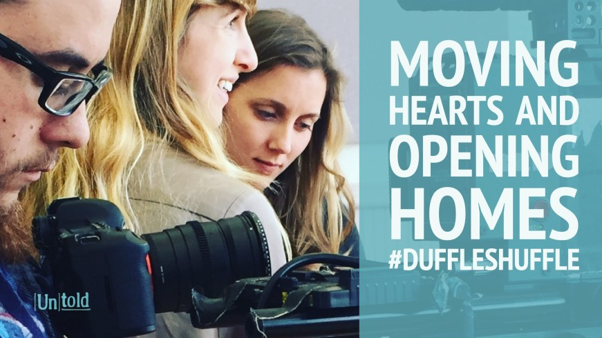 DuffleShuffle Launch Blog Image