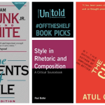 Book Recommendations for Writers: July 2018