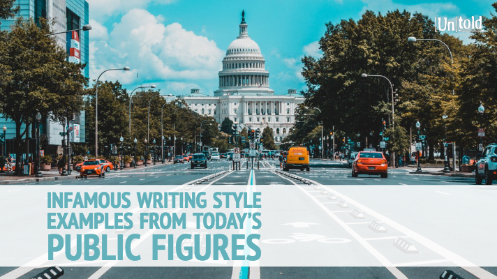 Infamous Writing Style Examples image