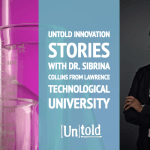 Untold Innovation Stories:  Sibrina Collins