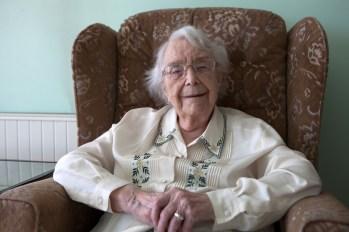 Sister Imelda - Former headmistress of St Mary's High School in Hull