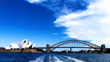 Sydney view of Opera and bridge