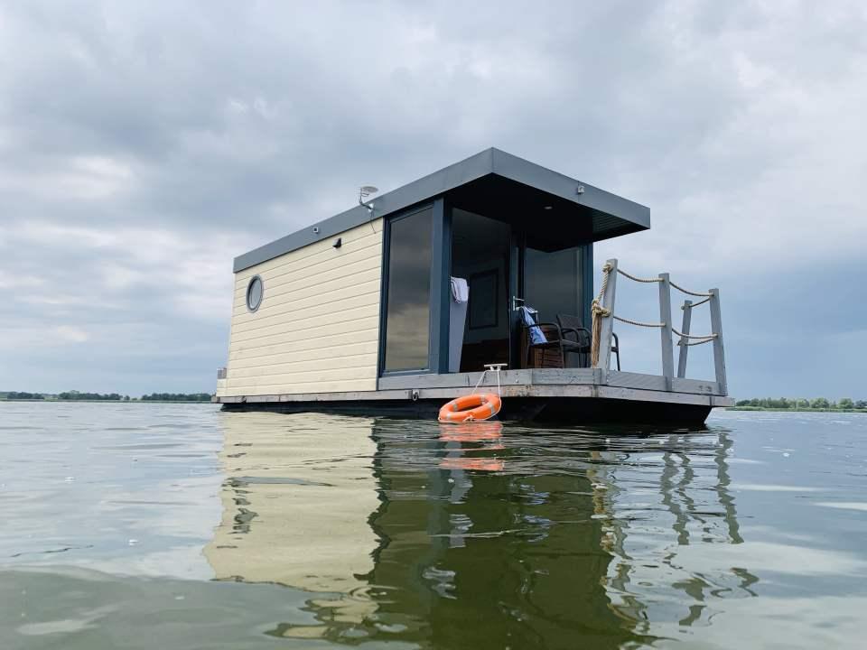 Hausboot Bugatti beim Hausboot Urlaub in Polen