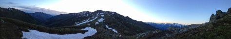 Sidanjoch - a nice view
