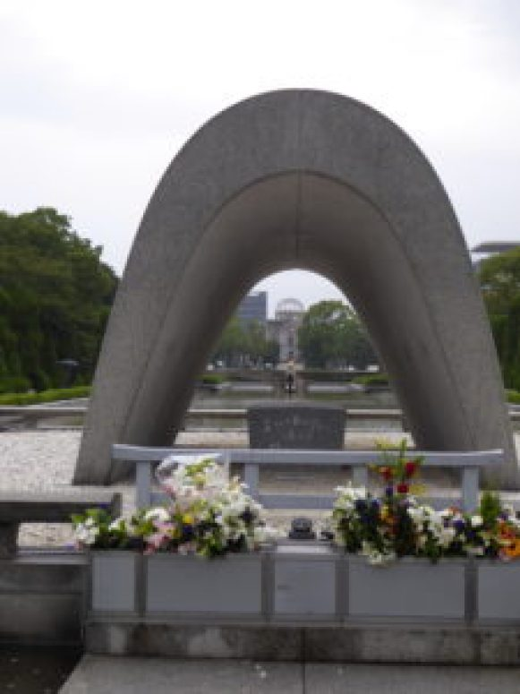 surviving-dome-framed-by-monument