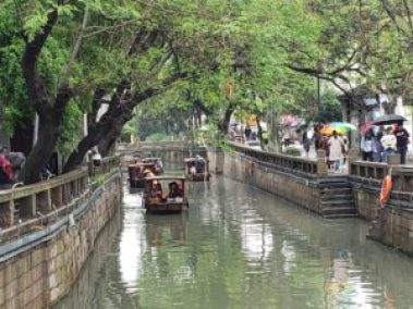 Xietang canal is lovely