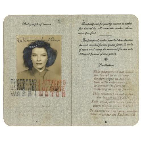 Audrey Hepburn The Untravelled Paths Blog