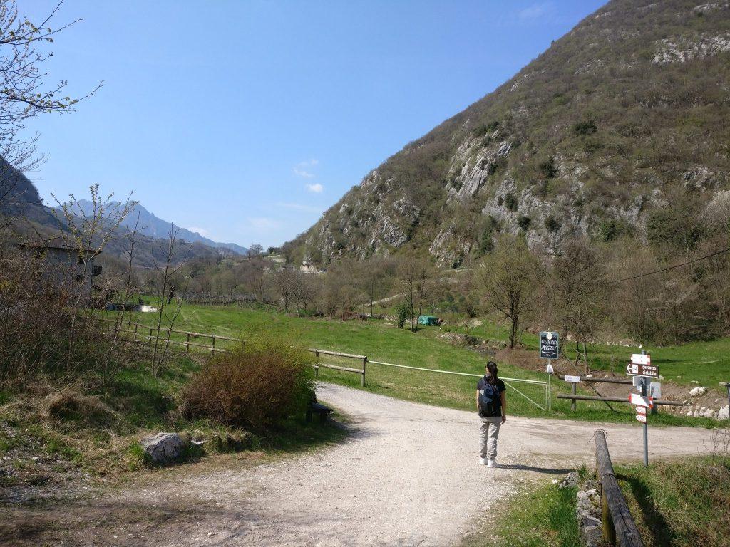 Valle di Ledro sentieri