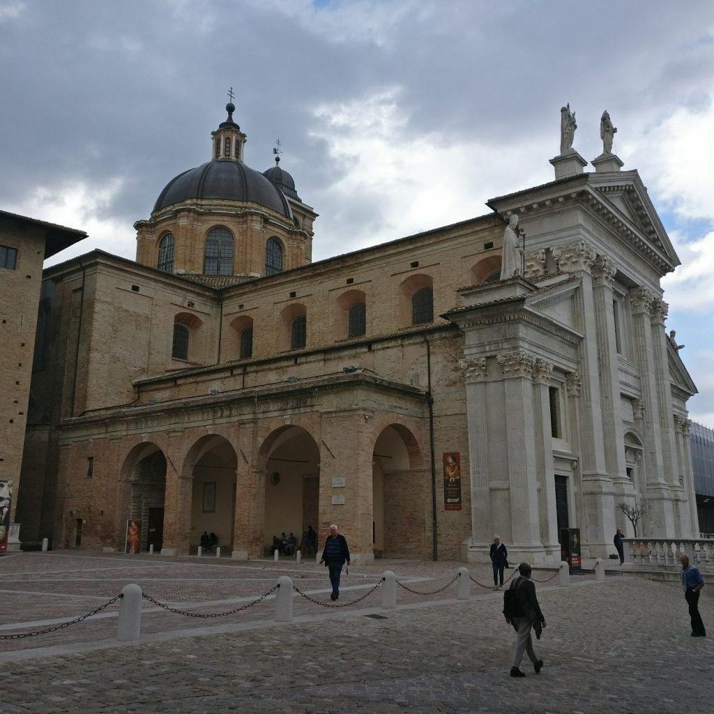 cattedrale urbino